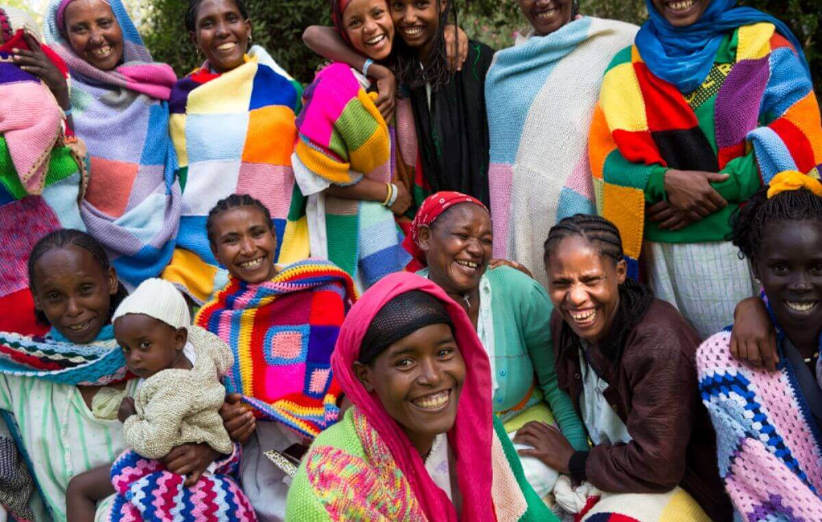 building a fistula free future banner | Catherine Hamlin Fistula Foundation (USA) | Working to eradicate obstetric fistula. Forever.
