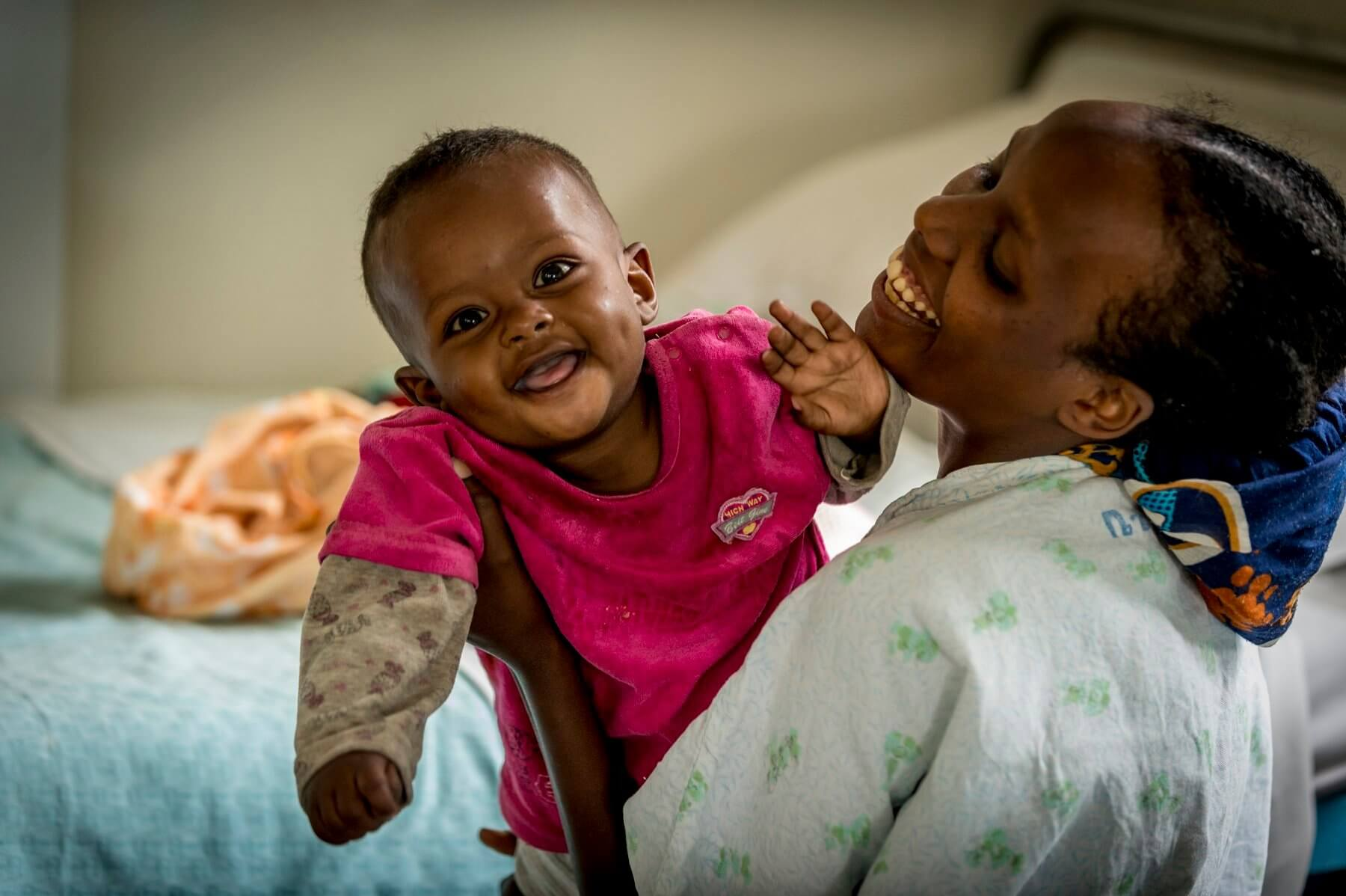 baby | Catherine Hamlin Fistula Foundation (USA) | Working to eradicate obstetric fistula. Forever.