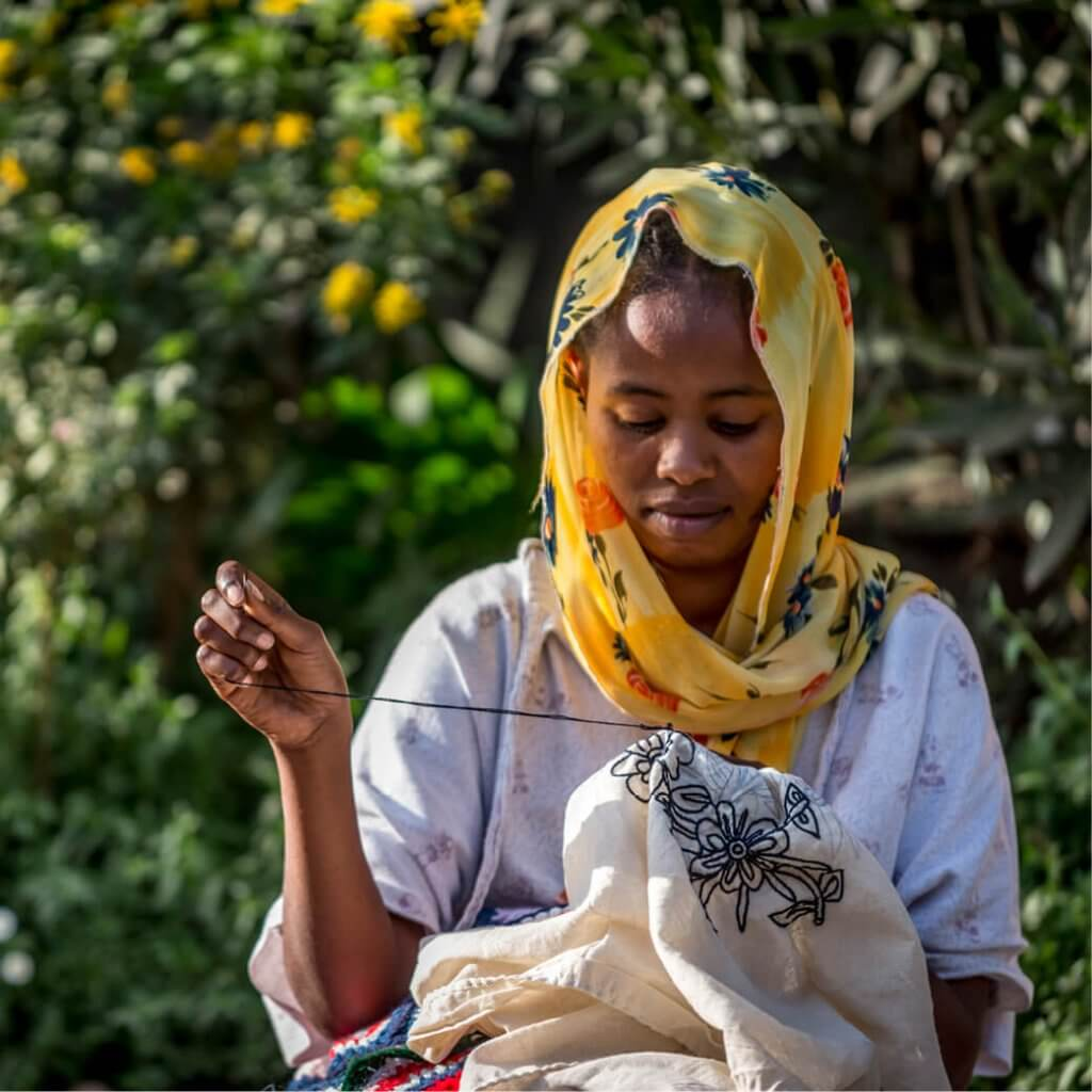 At Hamlin Fistula Ethiopia, it's not just about repairing obstetric fistula (childbirth injury), but restoring dignity through rehabilitation and reintegration.
