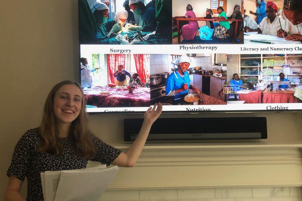 Libby E blog | Catherine Hamlin Fistula Foundation (USA) | Working to eradicate obstetric fistula. Forever.