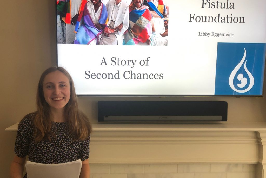 Libby E blog2 | Catherine Hamlin Fistula Foundation (USA) | Working to eradicate obstetric fistula. Forever.