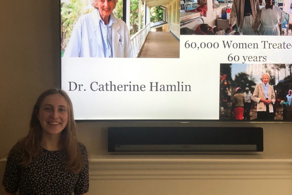 Libby E blog3 | Catherine Hamlin Fistula Foundation (USA) | Working to eradicate obstetric fistula. Forever.