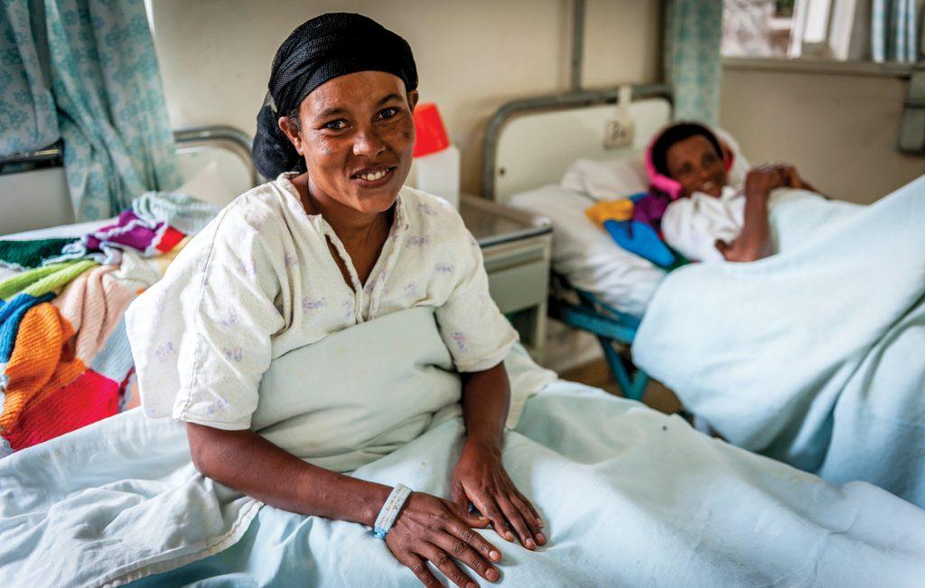 HMC US blog | Catherine Hamlin Fistula Foundation (USA) | Working to eradicate obstetric fistula. Forever.