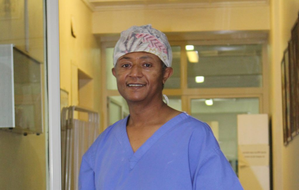Dr Tekleselassie hospital4   Catherine Hamlin Fistula Foundation (USA)   Working to eradicate obstetric fistula. Forever.