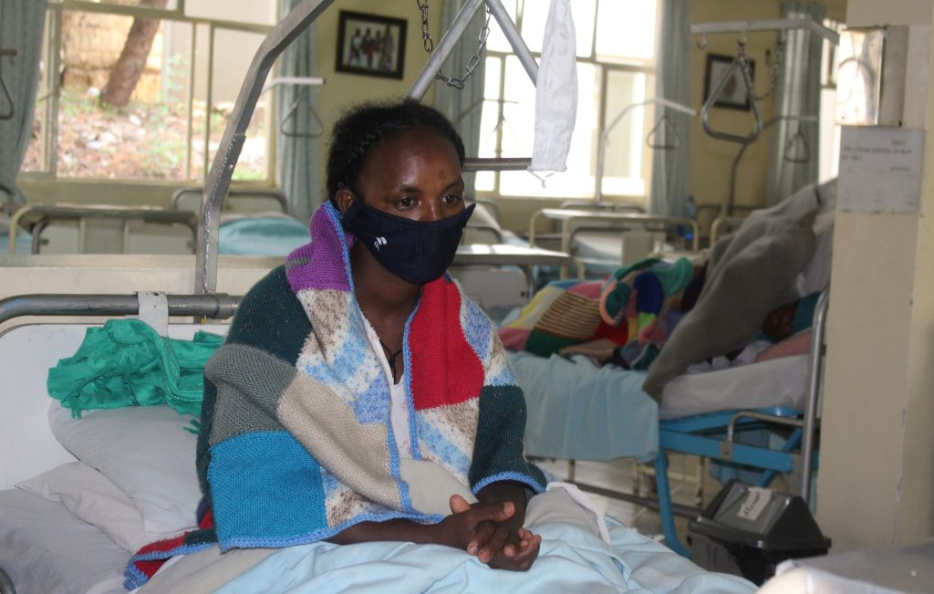 Etagegn patient3 | Catherine Hamlin Fistula Foundation (USA) | Working to eradicate obstetric fistula. Forever.