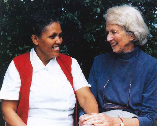 Screen Shot Mamitu and Catherine | Catherine Hamlin Fistula Foundation (USA) | Working to eradicate obstetric fistula. Forever.